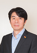 KCJ GROUP 株式会社 上林専務執行役員 経営企画部長
